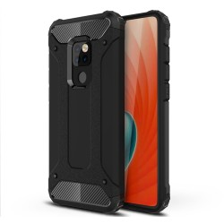 Funda Tipo Hybrid Tough Armor (Pc+Tpu) Negra para Huawei Mate 20