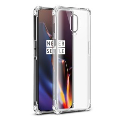 Funda Gel Tpu Anti-Shock Transparente para Oneplus 6T
