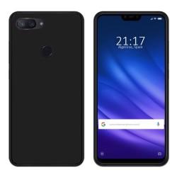 Funda Gel Tpu para Xiaomi Mi 8 Lite Color Negra