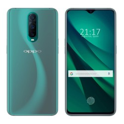 Funda Gel Tpu Fina Ultra-Thin 0,5mm Transparente para Oppo RX17 Pro