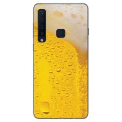 Funda Gel Tpu para Samsung Galaxy A9 (2018) Diseño Cerveza Dibujos