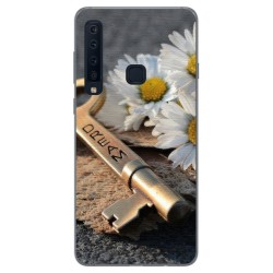 Funda Gel Tpu para Samsung Galaxy A9 (2018) Diseño Dream Dibujos