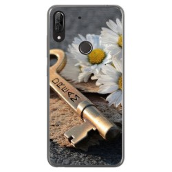 Funda Gel Tpu para Wiko View2 Plus diseño Dream Dibujos