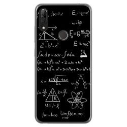 Funda Gel Tpu para Wiko View2 Plus diseño Formulas Dibujos