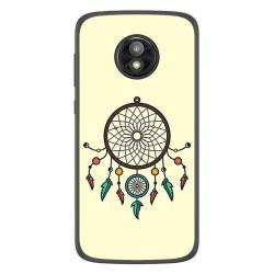 Funda Gel Tpu para Motorola Moto E5 Play diseño Atrapasueños Dibujos
