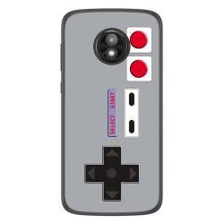 Funda Gel Tpu para Motorola Moto E5 Play diseño Consola Dibujos