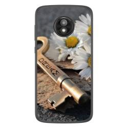 Funda Gel Tpu para Motorola Moto E5 Play diseño Dream Dibujos