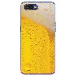 Funda Gel Tpu para Oppo RX17 Neo diseño Cerveza Dibujos
