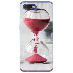 Funda Gel Tpu para Oppo RX17 Neo diseño Reloj Dibujos