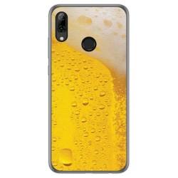 Funda Gel Tpu para Huawei P Smart 2019 / Honor 10 Lite diseño Cerveza Dibujos