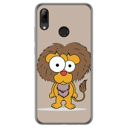 Funda Gel Tpu para Huawei P Smart 2019 / Honor 10 Lite diseño Leon Dibujos