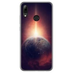 Funda Gel Tpu para Huawei P Smart 2019 / Honor 10 Lite diseño Tierra Dibujos