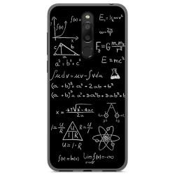 Funda Gel Tpu para Meizu M6T diseño Formulas Dibujos