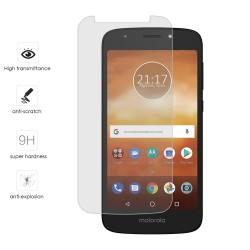 Protector Cristal Templado para Motorola Moto E5 Play Vidrio