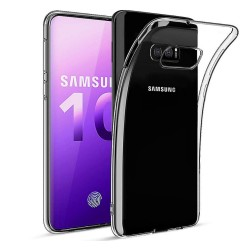 Funda Gel Tpu Fina Ultra-Thin 0,5mm Transparente para Samsung Galaxy S10e