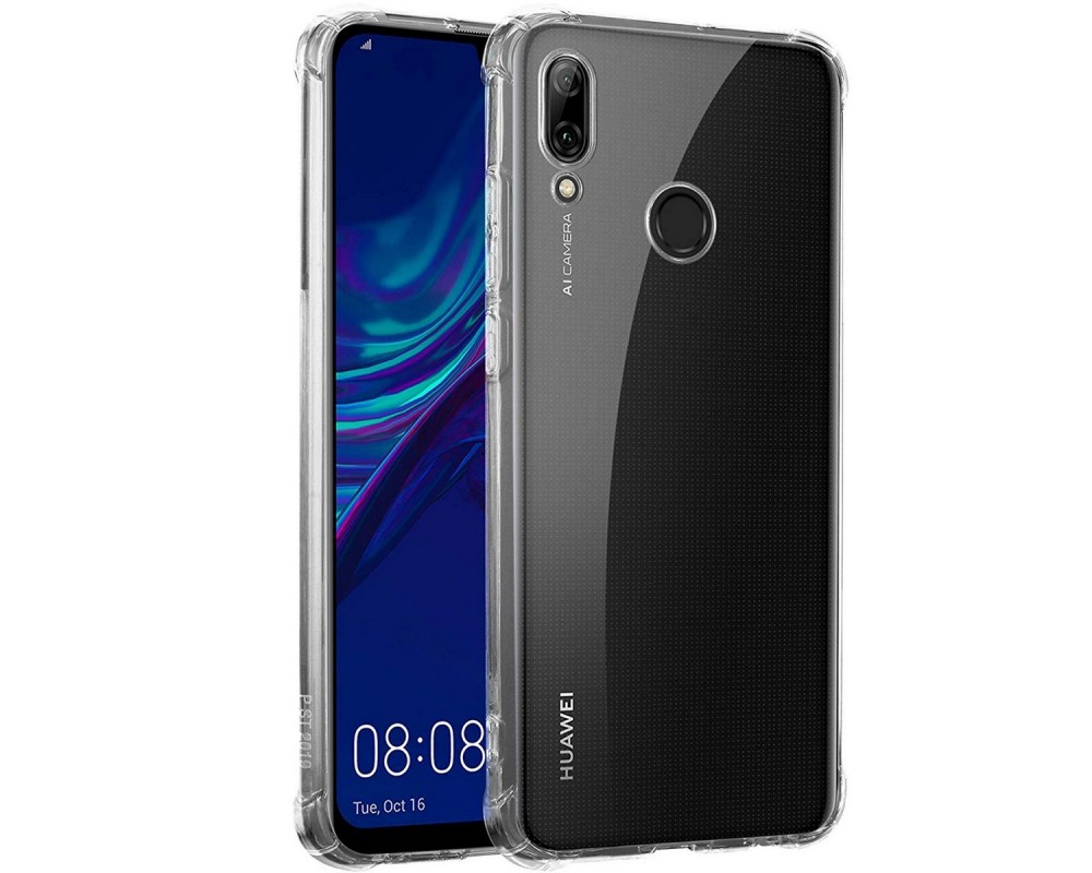 Funda Gel Tpu Anti-Shock Transparente para Huawei P Smart 2019 / Honor 10 Lite
