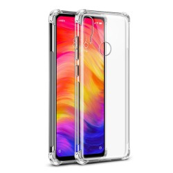 Funda Gel Tpu Anti-Shock Transparente para Xiaomi Redmi Note 7
