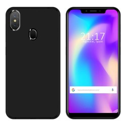 Funda Gel Tpu para Leagoo S9 Color Negra