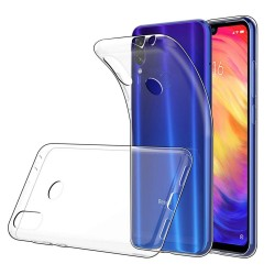 Funda Gel Tpu Fina Ultra-Thin 0,5mm Transparente para Xiaomi Redmi Note 7