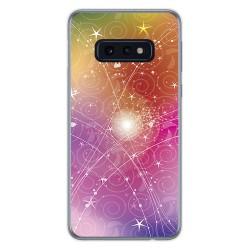FUNDA de GEL TPU para Samsung Galaxy S10e diseño Abstracto Dibujos
