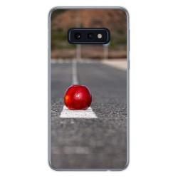 FUNDA de GEL TPU para Samsung Galaxy S10e diseño Apple Dibujos