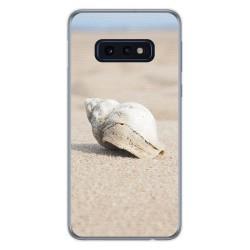 FUNDA de GEL TPU para Samsung Galaxy S10e diseño Concha Dibujos