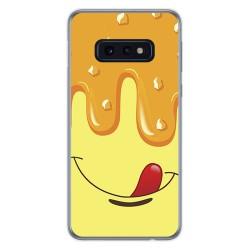 FUNDA de GEL TPU para Samsung Galaxy S10e diseño Helado Vainilla Dibujos