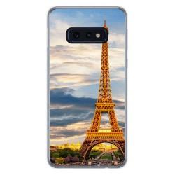 FUNDA de GEL TPU para Samsung Galaxy S10e diseño Paris Dibujos