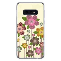 FUNDA de GEL TPU para Samsung Galaxy S10e diseño Primavera En Flor Dibujos