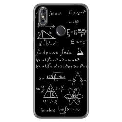 FUNDA de GEL TPU para Cubot P20 diseño Formulas Dibujos