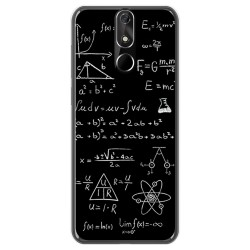 FUNDA de GEL TPU para Cubot Power diseño Formulas Dibujos