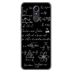 FUNDA de GEL TPU para Cubot Nova diseño Formulas Dibujos