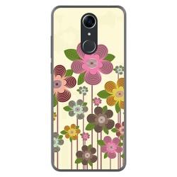 FUNDA de GEL TPU para Cubot Nova diseño Primavera En Flor Dibujos