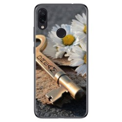 FUNDA de GEL TPU para Xiaomi Redmi Note 7 diseño Dream Dibujos