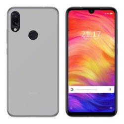Funda Gel Tpu para Xiaomi Redmi Note 7 Color Transparente
