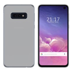 Funda Gel Tpu para Samsung Galaxy S10e Color Transparente