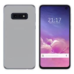 Funda Gel Tpu para Samsung Galaxy S10e Color Transparente