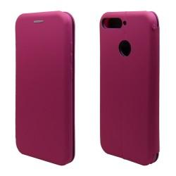Funda Libro Soporte Magnética marca Vennus Rosa para Huawei Honor 7A / Y6 2018