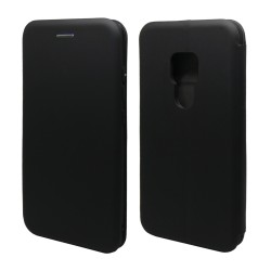 Funda Libro Soporte Magnética marca Vennus Negra para Huawei Mate 20