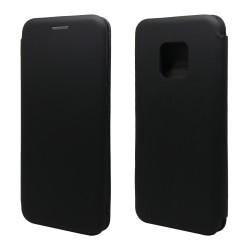 Funda Libro Soporte Magnética marca Vennus Negra para Huawei Mate 20 Pro