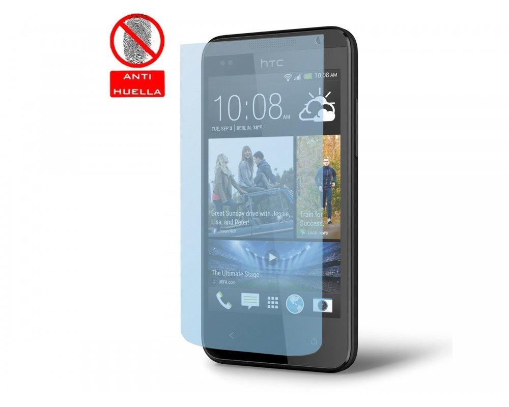 3 X Protector Pantalla Anti-Glare HTC Desire 300