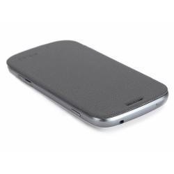 Funda Flip Piel Kalaideng Bei Samsung Galaxy S Duos S7562 Negra