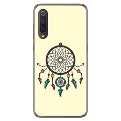 Funda Gel Tpu para Xiaomi Mi 9 diseño Atrapasueños Dibujos