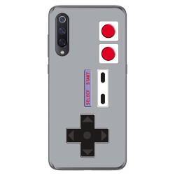 Funda Gel Tpu para Xiaomi Mi 9 diseño Consola Dibujos