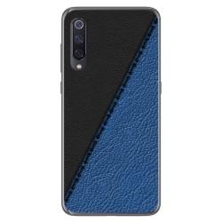 Funda Gel Tpu para Xiaomi Mi 9 diseño Cuero 02 Dibujos