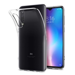 Funda Gel Tpu Fina Ultra-Thin 0,5mm Transparente para Xiaomi Mi 9