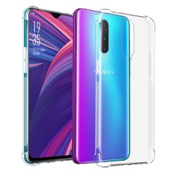 Funda Gel Tpu Anti-Shock Transparente para Oppo RX17 Pro