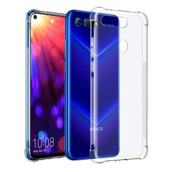 Funda Gel Tpu Anti-Shock Transparente para Huawei Honor View 20