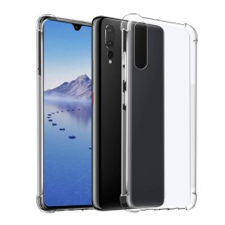 Funda Gel Tpu Anti-Shock Transparente para Huawei P30
