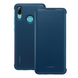 Funda Flip Cover Original color Azul para Huawei P Smart 2019 / Honor 10 Lite